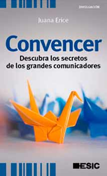 Libro Convencer Juana Erice