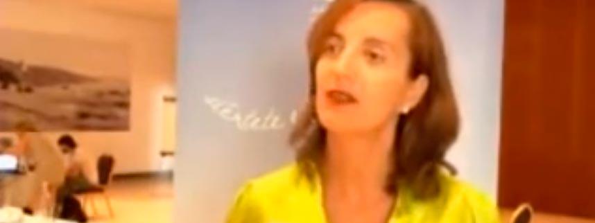 Juana Erice ene Canal Plus
