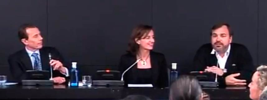 Juana Erice presentacion del libro aliate con el miedo